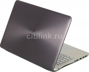 "Ноутбук ASUS N551JM-CN123H, 15.6"", Intel Core i7 4710HQ, 2.5ГГц, 12Гб, 1000Гб, nVidia GeForce GTX 860M - 2048 Мб, DVD-RW, Windows 8.1, серый 1"